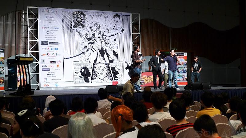 Comic Fiesta Day 1