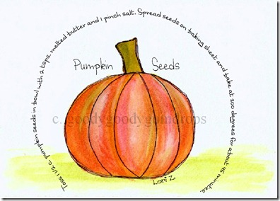 pumpkin seeds with watermark