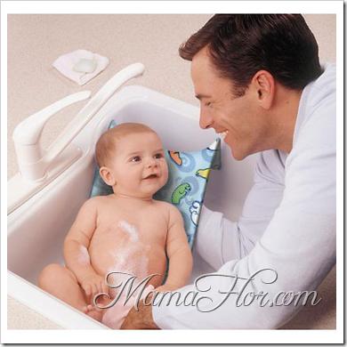 Tips de Como bañar a un Bebé Recien Nacido…