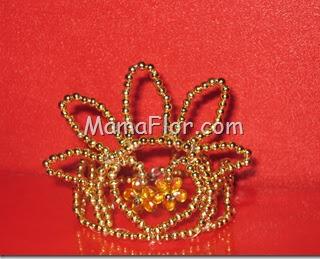 Bijoutería: Corona para Reynas (Modelo 3)