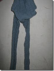 Crochet: Agregar una Chalina a un gorro…