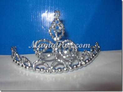 Corona Plateada para Reinas II…
