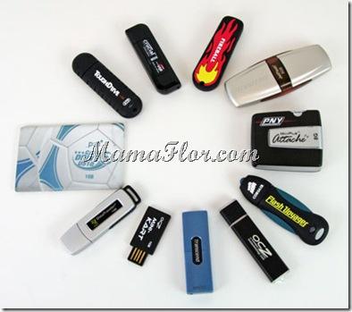 Tips: Cuidados con  las Memorias USB..