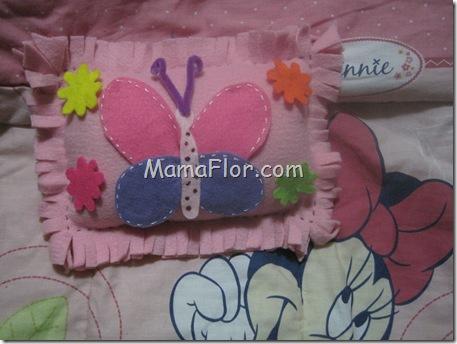Como hacer una Almohada para niñas