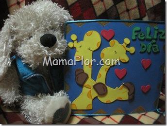 Aprende a elaborar una Tarjeta de Foamys para cumpleaños