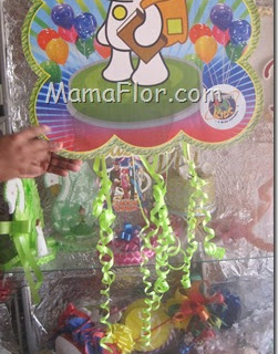 Cotillón: Piñata de Oki Doki…