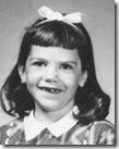 Kathy age seven