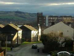 Oldham - steep streets and under utilised mills