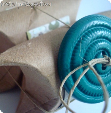 DIY Toilet Paper Roll Pillow Box