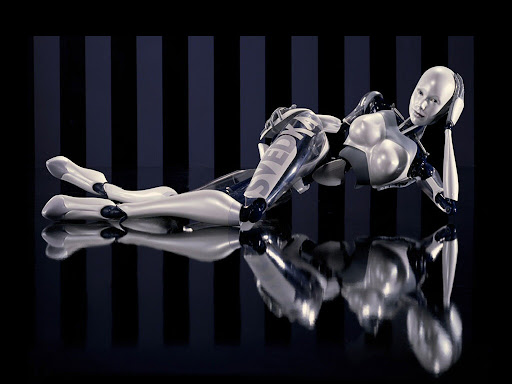 Gippo blobblog august 2010 - Robot wallpaper 3d ...