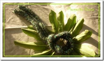 Green Desire, Very Long Scarf