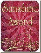 Sunshine award[2]