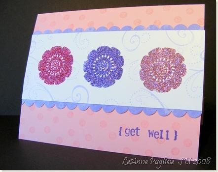 Jessica's card 2