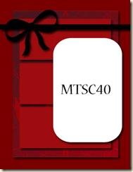 MTSC40