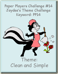 Jaydee's Theme Challenge September 5th