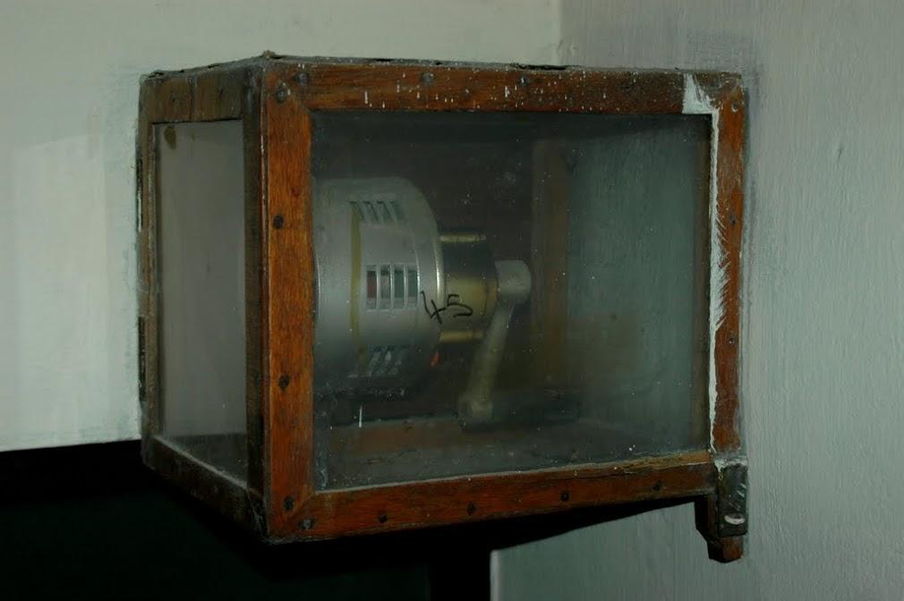Пожарная сирена выпуска 1961 года в тайском дешевом гесте