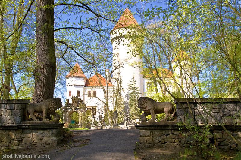Замок Конопиште, Чехия | Konopishte Castle, Czech Republic | Zámek Konopiště, Česká republika
