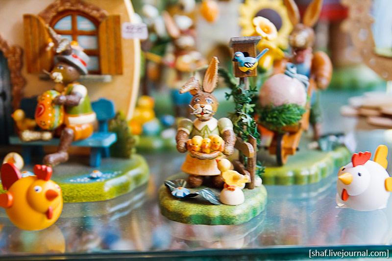 Пасха; пасхальный заяц; Германия; Дрезден