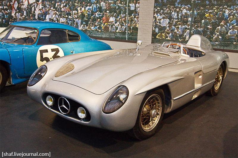 Франция, Мюлуз, Национальный музей автомобилей