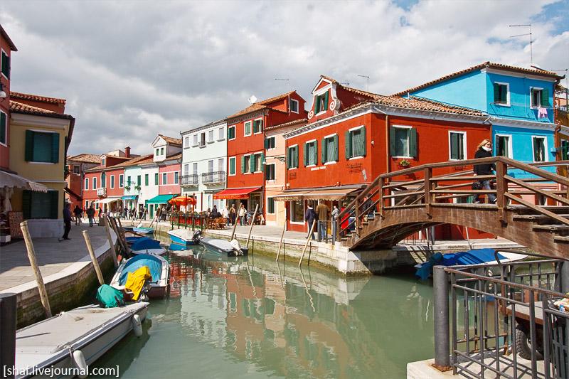Италия, Бурано