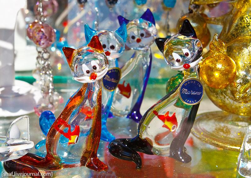 Италия, остров Мурано, муранское стекло | Venezia, Murano, Italy | Benatky, Italie