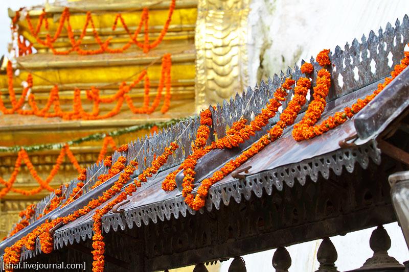 Swayambhunath stupa; Kathmandu, Nepal | ступа Сваямбунат; Катманду, Непал