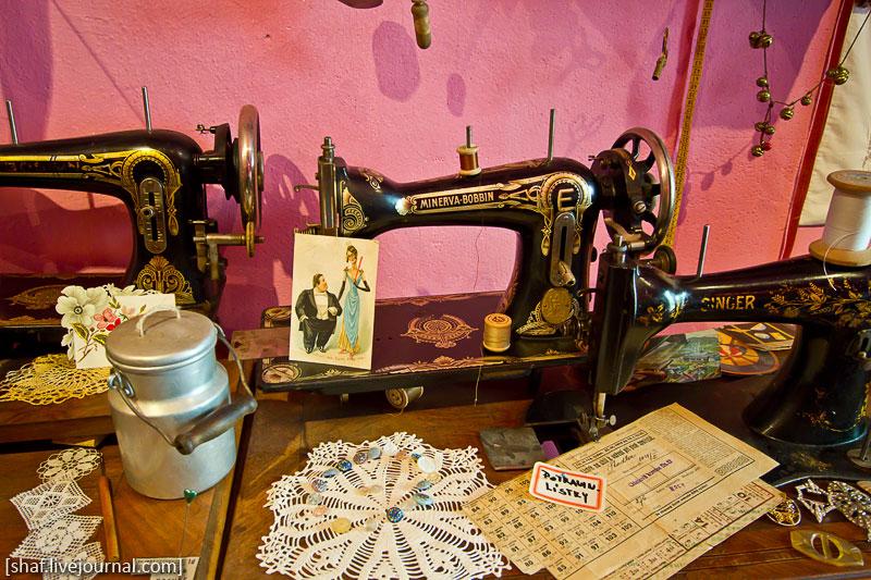 Музей cтарых ремесел; Табор, Чехия | Museum stará řemesla; Tabor, Česká republika | Museum of traditional crafts; Tabor, Czech