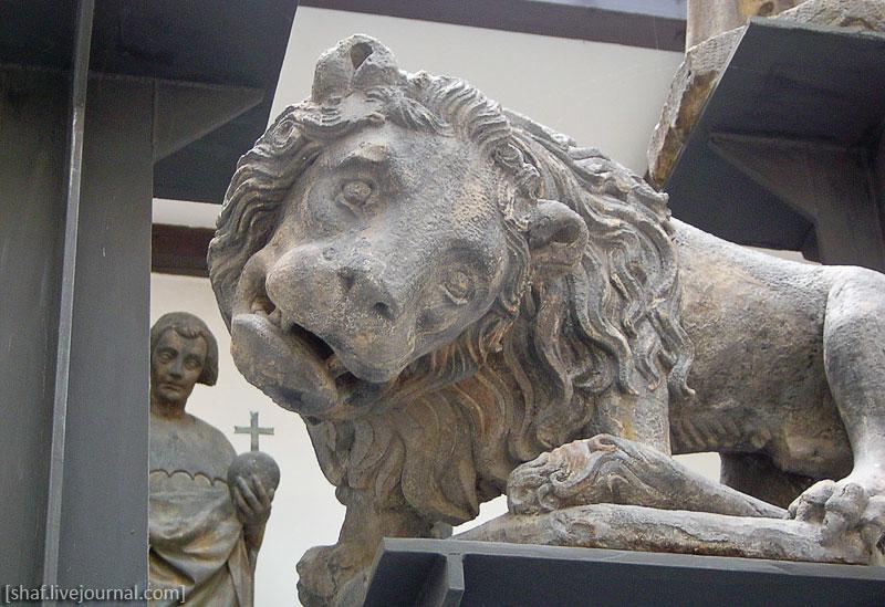 Лапидариум, Национальный музей, Прага, Чехия | Lapidárium, Národní muzeum, Praha, Česká republika