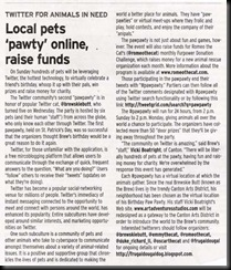 pawpawty article