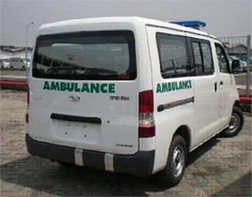 granmax ambulance