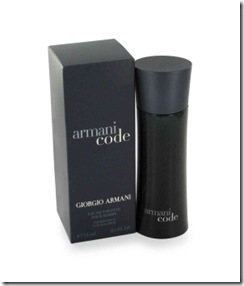 PG001 - Armani Code Cologne