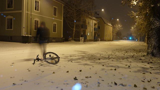 2010-10-23 Umea First Snow 008