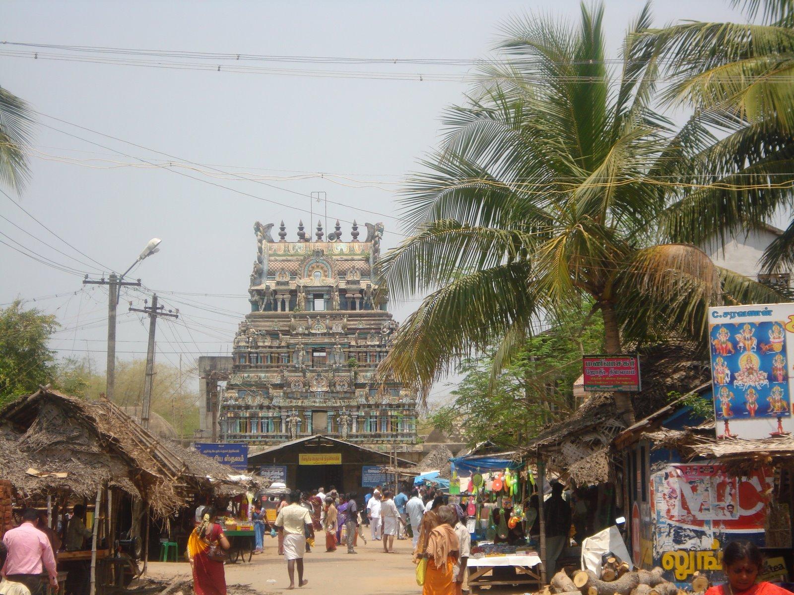 Suryanar Koil – Sun Temple, Kumbakonam