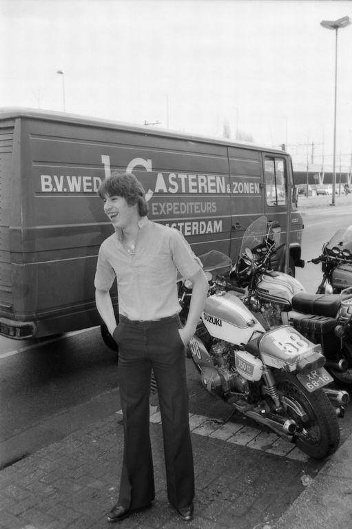 1978 - Hans Smulders, Rollenbank z02.jpg
