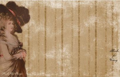 Vintage Lady 1
