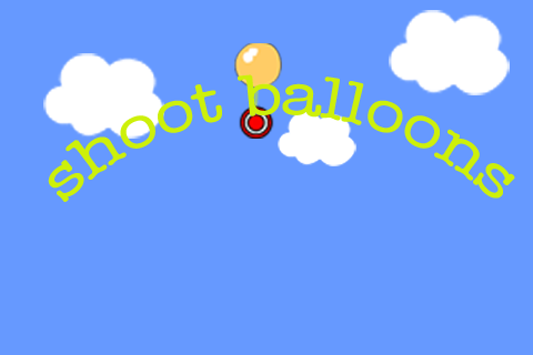 Shoot Balloons