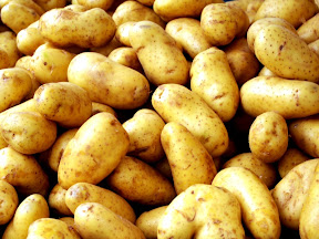 anti aging food, potato