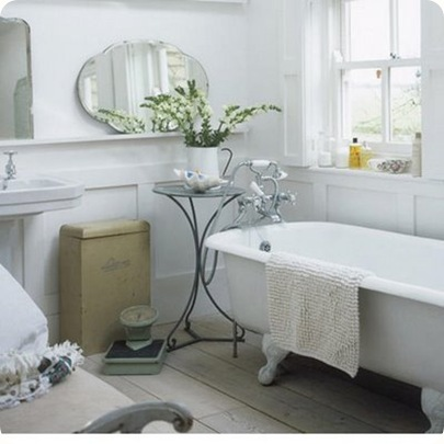 Living Etc elegant bathroom