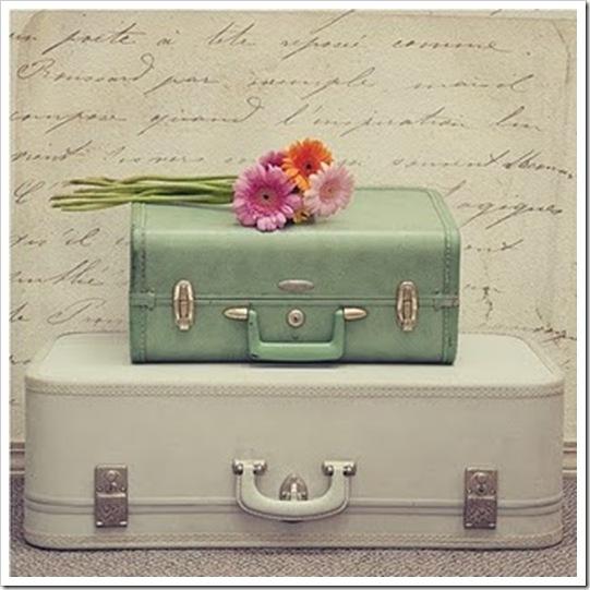 Shabby and charme valigie e bauli - Come rivestire internamente un baule ...