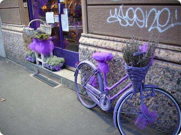bici viola