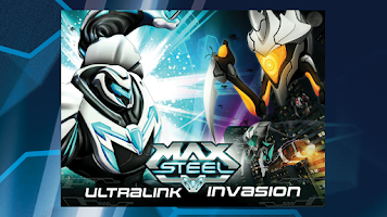 Screenshot of Max Steel Ultralink Invasion!