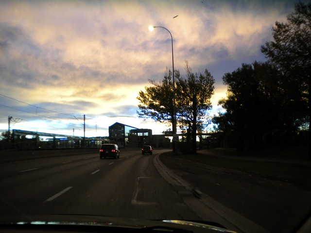 Memorial Drive N Calgary