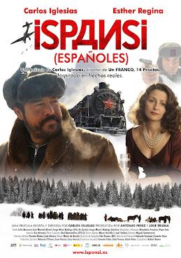 Ver Pelicula Ispansi (Españoles) Online Gratis (2011)