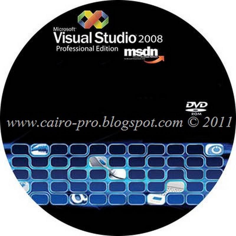 Download Visual Studio Professional Edition 2008 full تحميل برنامج فيجوال ستوديو بروفيشنال 2008 مجانا