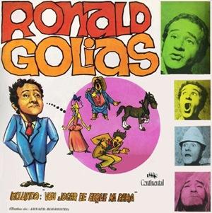 Comediantes Ronald Golias