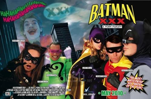 'Batman XXX'