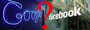 Google x Facebook, escritórios