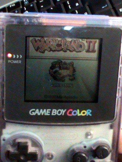 Cartucho virgem para Game-Boy
