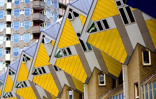 Cube House (Rotterdam, Holanda)