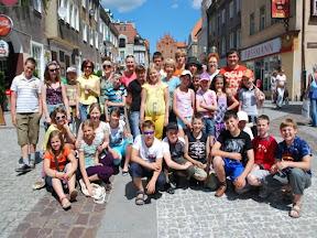 Spotkanie uczniów szkół z Rosji i Polski